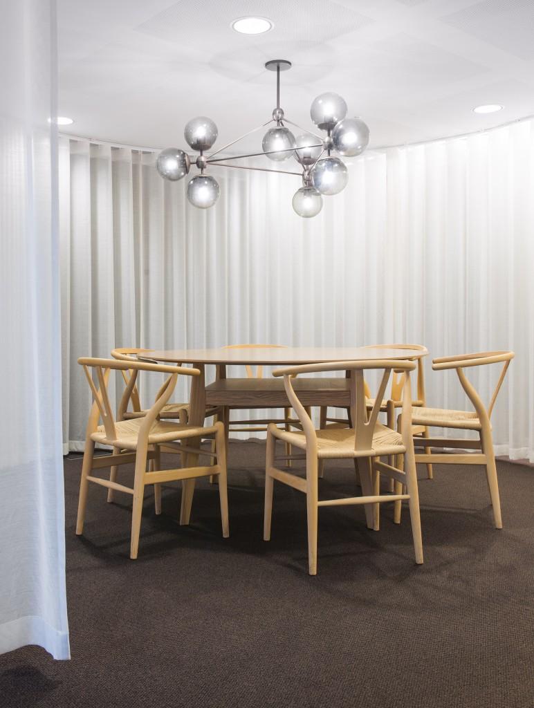 EY meeting room