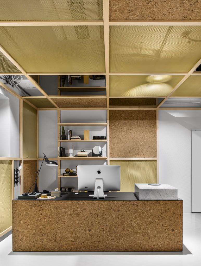 Morris Law desk