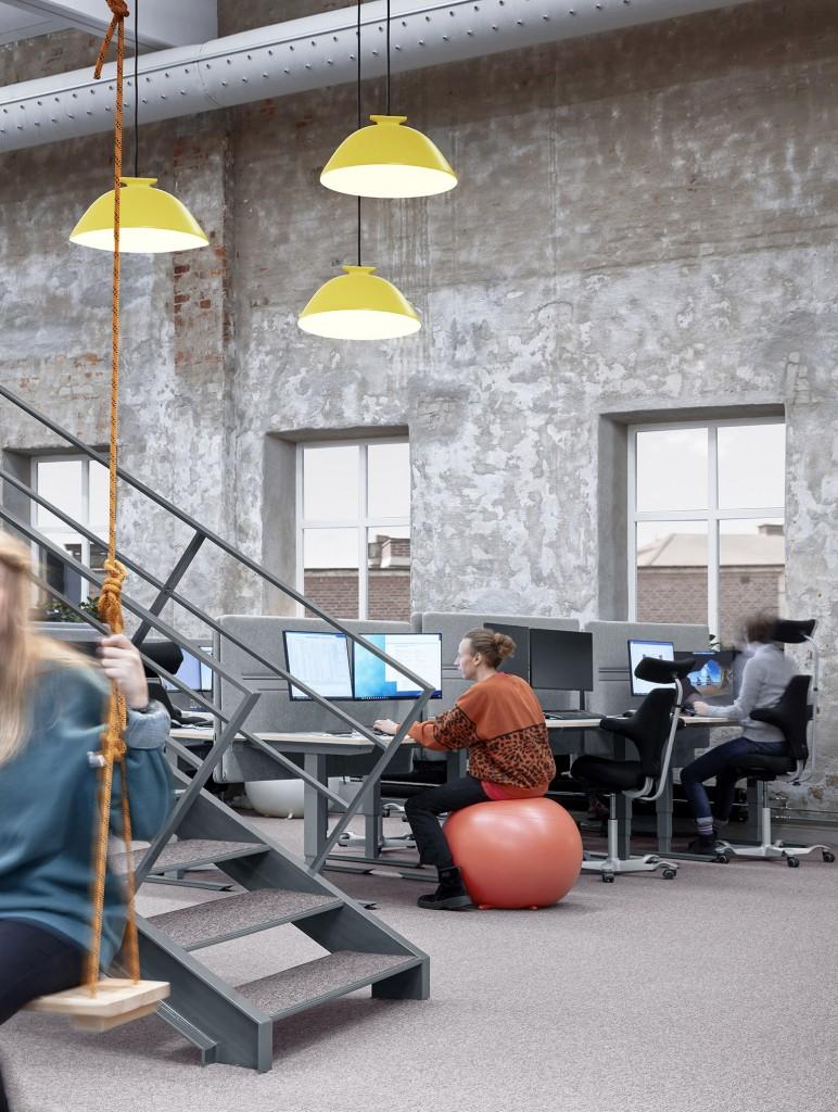 Energimyndigheten workspace